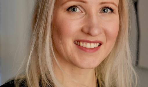 Sitowise Oy:n Laura Järvinen on Vuoden Nuori Johtaja