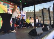 Telia ja Pelastakaa Lapset järjestävät SuomiAreenalla vauhdikkaan shown – aiheena nuoret ja some