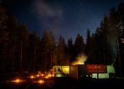 Ensi lauantaina nukutaan yö ulkona – Suomen Latu haastaa kaikki mukaan