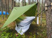 Kymmenet tuhannet vastasivat Suomen Ladun Nuku yö ulkona –haasteeseen