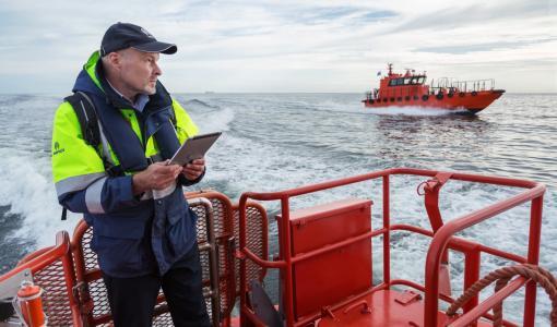 Finnpilot Pilotage Oy mukaan One Sea -hankkeeseen