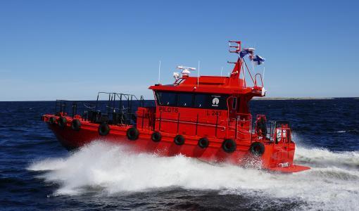 Finnpilot Pilotage Oy mukaan ITS Finland älyliikenneverkostoon