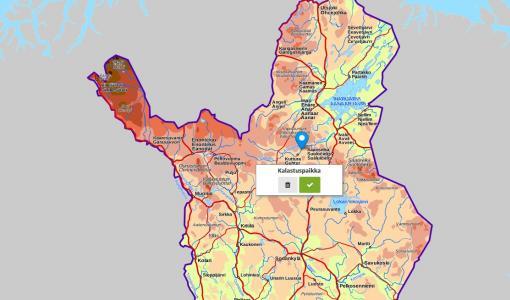 Ilmoita arvokas luontokohde Lapin alue-ekologiseen verkostoon.