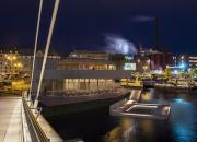 Maailman saunapääkaupungin elämyksellinen saunakokonaisuus, Saunaravintola Kuuma avautuu Tampereelle