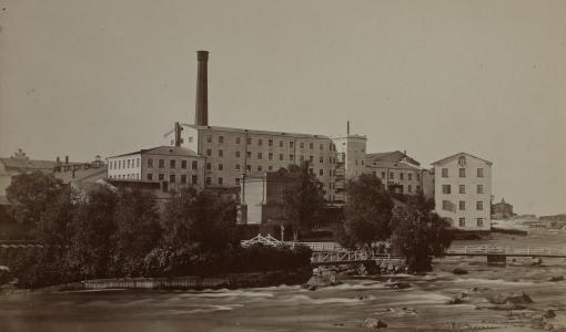 Tampereesta aikansa merkittävimmän tehdaskaupungin tehnyt Finlaysonin alue täyttää 200 vuotta