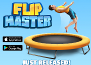Flip Master released on iOS & Android devices today