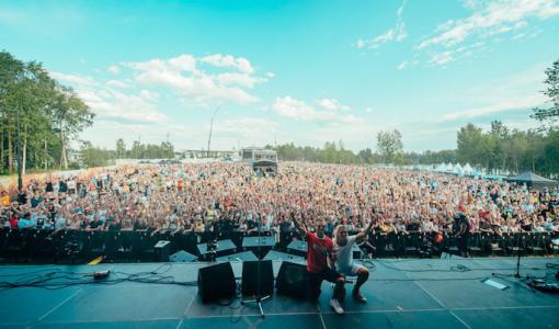 Ensimmäinen Suomipop Festivaali Oulussa keräsi Kuusisaareen yleisöä huimat 24 000