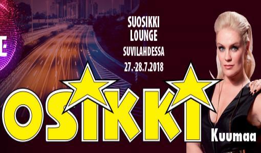 Edesmennyt Suosikki-lehtibrändi herää eloon We Love Festivaleilla 27.-28.7.