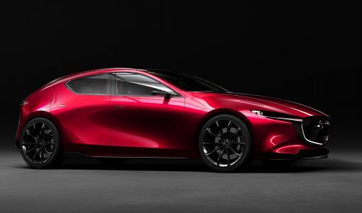 Mazda julkistaa KAI CONCEPT- ja VISION COUPE -mallit
