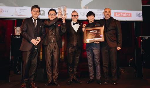 Mazda VISION COUPE on voittanut kauneimman konseptiauton palkinnon