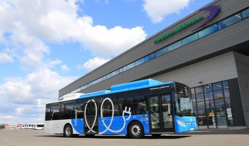 Helsingin seudun linjoille tulee elokuussa 30 uutta täyssähköbussia