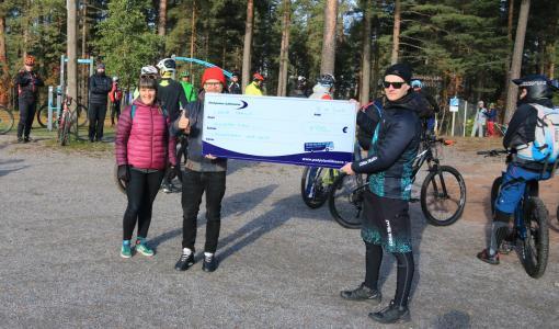 Pohjolan Liikenne ja Lohjan Liikuntakeskus Oy yhteistyöhön pyöräilyn edistämiseksi