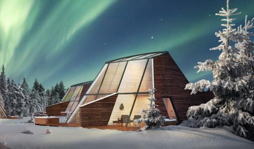 Rovaniemen talvisesonkiin valmistuu uutta majoitus- ja ravintolakapasiteettia yli 30 miljoonalla eurolla