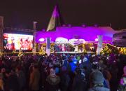 Rovaniemen Suuri Joulunavaus suorana lähetyksenä Napapiiriltä