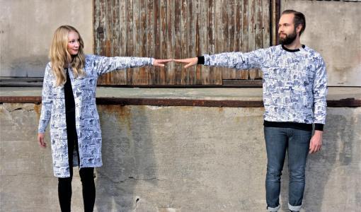 Rovaniemi Clothing -vaatemallisto toteutetaan joukkorahoituskampanjalla