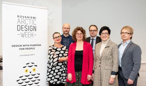 Maailman pohjoisin muotoiluviikko tavoittelee kävijämäärän kaksinkertaistamista - Arctic Design Weekin Advisory Board aloitti toimintansa