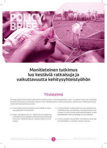 policy-brief-monitieteinen-tutkimus-luo-kestavia-ratkaisuja-ja-vaikuttavuutta-kehitysyhteistyohon.pdf