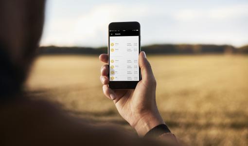 GrainSense – myynti on aloitettu. Ensimmäinen 30 kappaleen erä viljanlaadun mittauslaitteita on tullut myyntiin Ruotsin, Suomen ja Baltian markkinoille