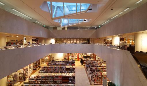 Akateeminen Kirjakauppa 125 vuotta