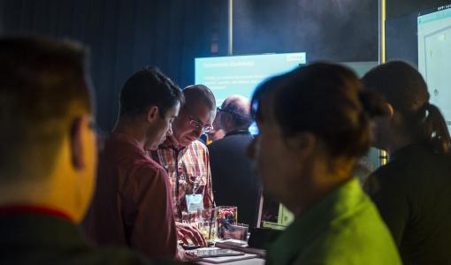 Startups and industrial companies meet at AlihankintaHEAT