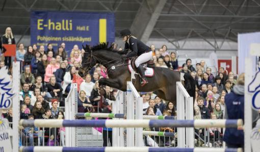 #Hevoset-messut Tampereella jo 10. kerran – ravipuoleen satsataan isosti
