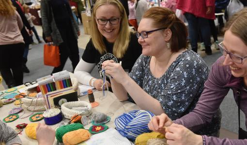 #Finskt Hantverk-rekord: 49 331 besökare – ändringar i arrangemangen 2018