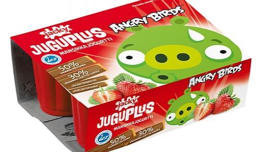 Jacky JuguPLUS: Enemmän proteiinia, vähemmän sokeria