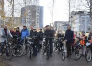 Lahti pyöräilykaupungiksi -paja toi eri näkökulmia yhteen