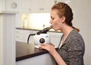 Det finska företaget Hapella Oy har undertecknat ett avtal beträffande försäljning av andningsträningsapparat i nätbutiken amazon.com