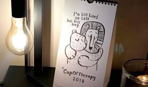 CupOfTherapyn vuosi on täynnä tekoja mielenterveyden hyväksi