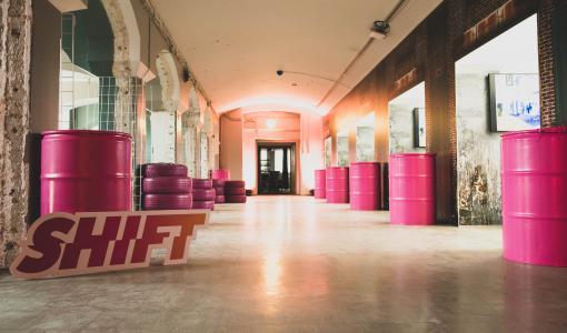 SHIFT Business Festival opens tomorrow