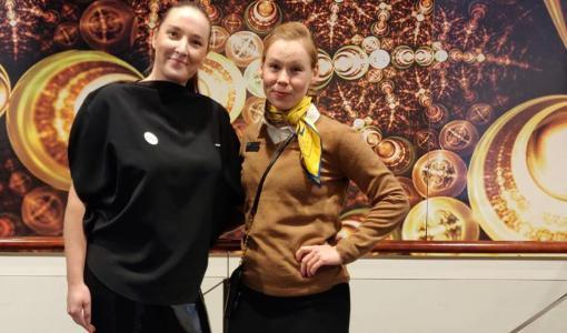 SHIFT Business Festivalin toimitusjohtaja Mari Männistö valittiin Suomen Nuorkauppakamarien viestintäjohtajaksi