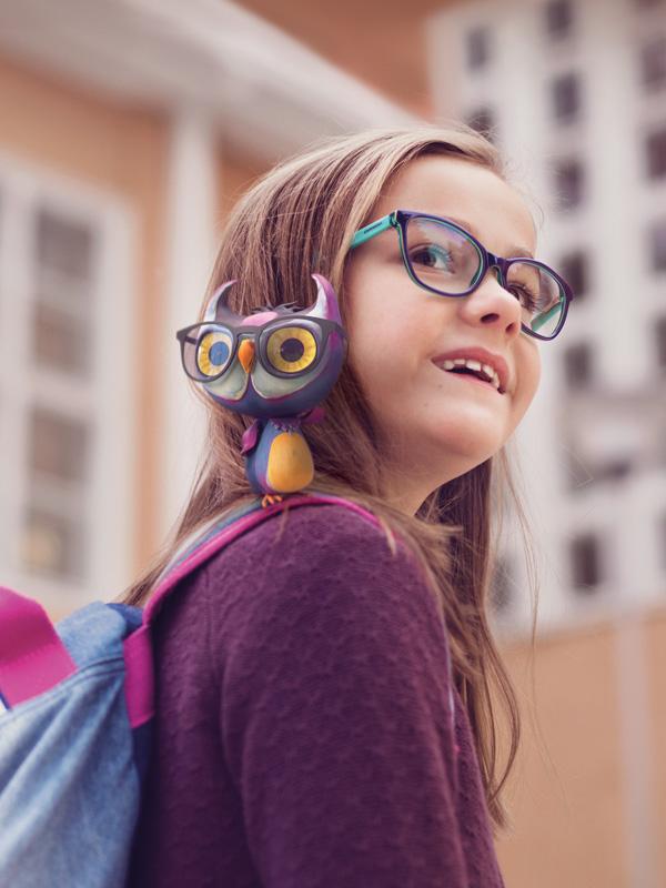 Kuinka huomaat, että lapsellasi on näköongelma?