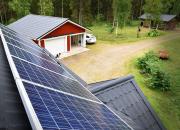 Aurinkosähkö Neven palveluvalikoimaan - kannattaa myös Napapiiriltä pohjoiseen