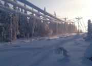 Lumen poistaminen sähköjohdoilta on ammattilaisten työtä