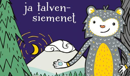 Talvi on kateissa Katja Lahden uutuuskirjassa, jossa supersuosittu Pikkis joutuu kuraiseen seikkailuun