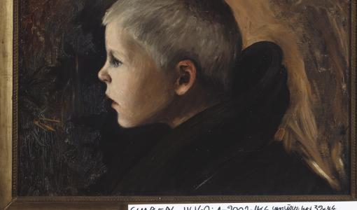 Själens öga - Ny utställning i Gallen-Kallela Museet