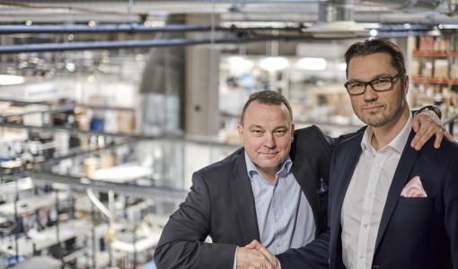 InfoCare ja Tech Data solmivat strategisen yhteistyösopimuksen huolettomamman teknologian puolesta