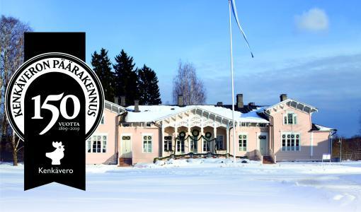 Kenkävero Mikkelissä juhlii päärakennuksen 150 vuotista historiaa