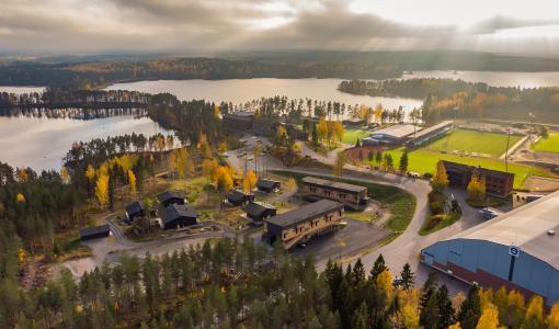 Eerikkilän Sport & Outdoor Resort täyttää 70 vuotta