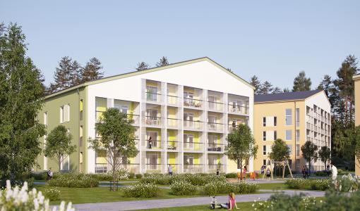 Arkta rakentaa Tampereelle Euroopan ensimmäisen etätuotetusta aurinkosähköstä energiansa saavan asuinalueen