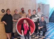 Suomen Kulttuurirahasto myönsi Designmuseon ja Arkkitehtuurimuseon yhteishankkeelle 450 000 euron suuruisen apurahan uuden arkkitehtuurin ja muotoilun oppimisen keskuksen luomiseen