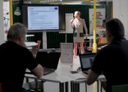 Ideasprintin avulla ratkaisuja sisäilman laadun seurantaan ja energiatehokkuuteen