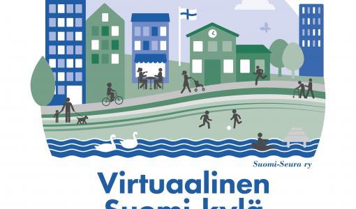 Focus on Finnish expatriatism: Overseas Finns convene in the Suomi Village June 7-13, 2021