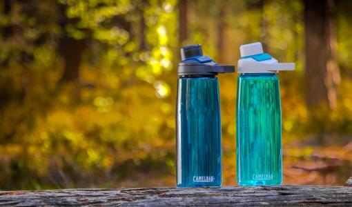 Suomalainen juomavesi ansaitsee laatuisensa pullon - CamelBak Chute® Mag kulkee mukana missä vain
