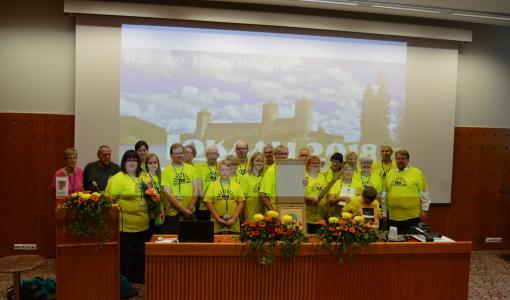 Årets by är Teuro-Kuuslammi i Egentliga Tavastland
