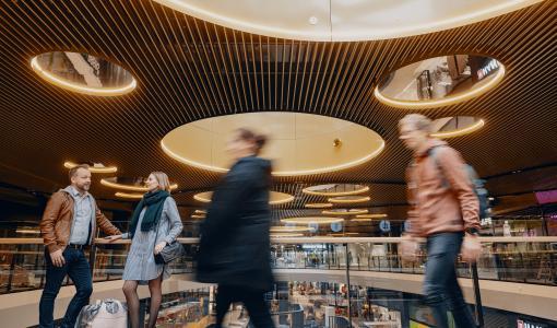 Helsinki saa uuden kaupunkikeskuksen: Mall of Tripla tekee arjesta ja vapaa-ajasta elämyksellisempää
