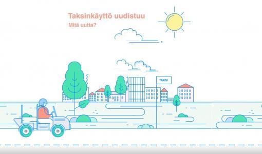 Tiedätkö, miten taksinkäyttö muuttuu? Uudet lait voimaan kuukauden päästä