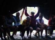 Rippikoulussa tiivis kanssakäyminen nuorten kesken synnyttää elinikäisiä ystävyyssuhteita