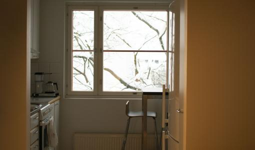 Tuetun asumisen yksikössä asukkaalla on tarvittaessa apu lähellä